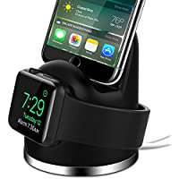 OLEBR Charging Stand for Apple Watch 4, Airpod iPhone...