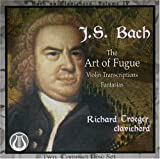Art of Fugue/Violin Transcriptions/Fantasias (Bach on Clavichord Vol. 4)