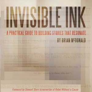 Invisible Ink Hörbuch