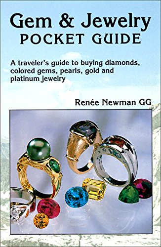 - Gem & Jewelry Pocket Guide: A traveler's guide to buying diamonds, colored gems, pearls, gold and platinum jewelry