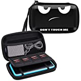 Fintie Carry Case for Nintendo 2DS XL, Protective Hard Shell Portable Travel Cover Pouch for New 2DS XL Console with Slots for Games & Inner Pocket (Dont Touch)
