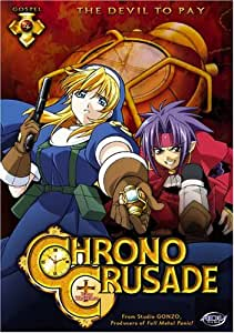 Chrono Crusade: V.4 The Devil To Pay
