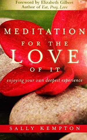 Meditation for the Love of It (Sally Kempton Meditation)