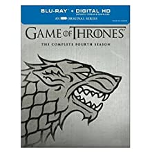 Game of Thrones: Season 4 [Blu-ray]