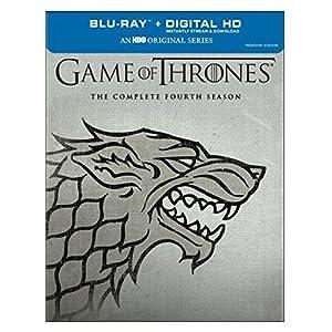 Game of Thrones: Season 4 [Blu-ray]