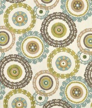 Swavelle / Mill Creek Taraz Spring Fabric - by the Yard