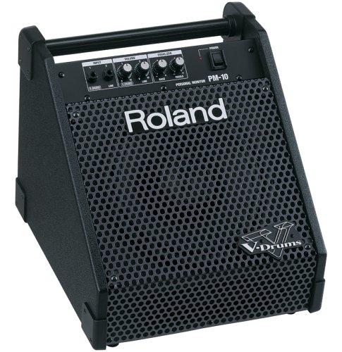 - Roland PM-10 V-Drum Speaker System (Standard)