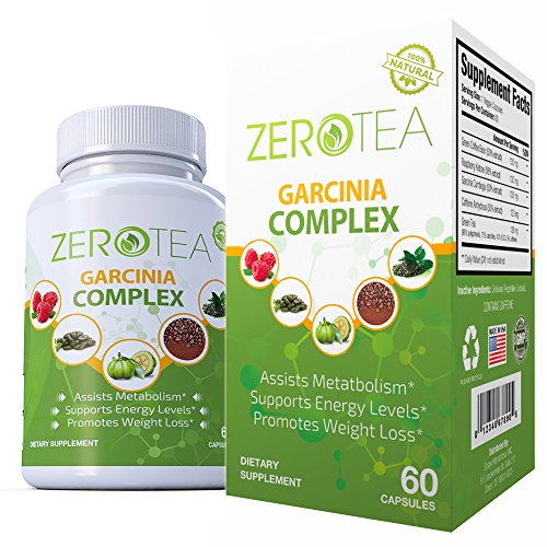 - Zero Tea Garcinia Cambogia Complex