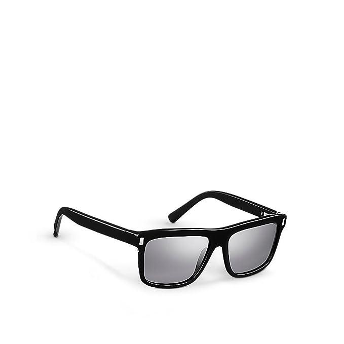 20dd9585e4a5 Louis Vuitton Exaltation Black Sunglasses Z0698W  Amazon.ca  Clothing    Accessories