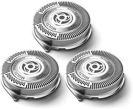 Lame di ricambio SH505152 per PhilipsRasoi elettrici serie 5000 lame di ricambio versione migliorata delle testine di ricambio HQ8