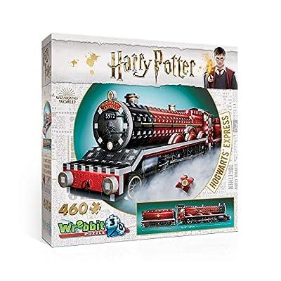 Wrebbit W3d 1009 Puzzle 3d Hogwarts Express 460 Pezzi