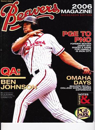 2006 Portland Beavers (Baseball) Artifacts Artifacts Baseball