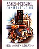 img - for Business and Professional Communication for the 21st Century book / textbook / text book