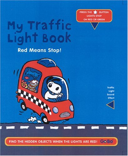 My Traffic Light Book: Red Means Stop! PDF