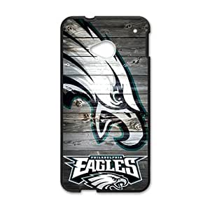 QQQO Fierce Eagles Cell Phone Cell Phone Case for HTC One M7