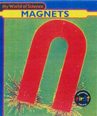 My World of Science: Magnets Hardback