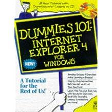 Dummies 101: Internet Explorer 4 for Windows