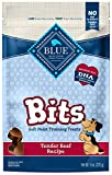 Image of Blue Buffalo BLUE Bits Natural Soft-Moist Training Dog Treats, Beef Recipe 9-oz bag