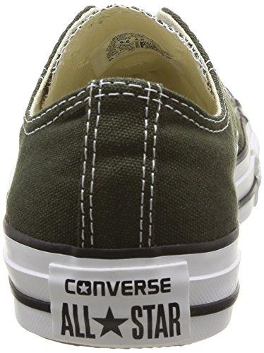 Unisex Star Fonc Ox Verde Sneaker Seasonal Vert adulto Converse Canvas vXzdxwqn7