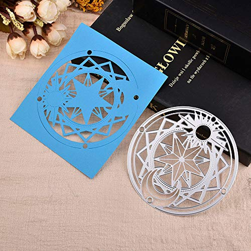 WOCACHI Metal Cutting Dies Stencils Scrapbooking Embossing Mould Templates Handicrafts Paper Cards DIY Card Making 1112-41 D for $<!--$4.13-->