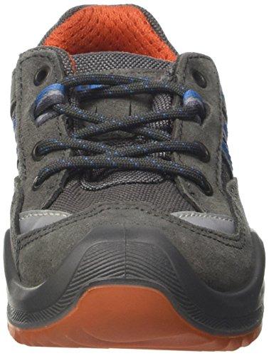 Lowa II Chaussures Mixte Simon Randonnée Lo Enfant de Graphit GTX Orange Gris 77AqwFxa