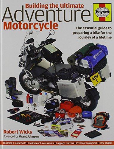 Adventure Motorcycle - 5
