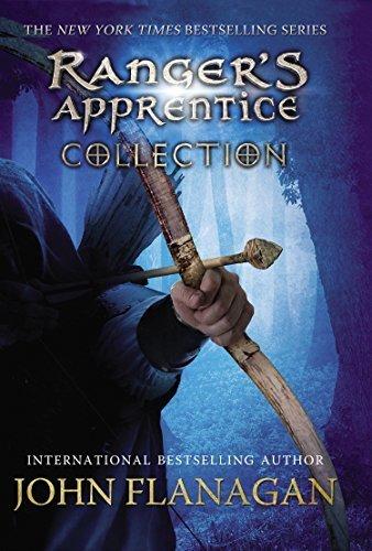 The Ranger's Apprentice Collection (3 Books) Paperback Box set, September 11, 2008