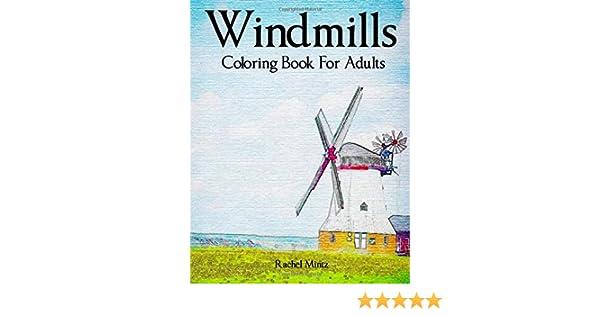 Dutch Windmill Clipart | 315x600