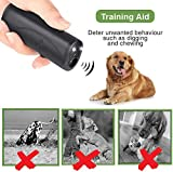 PETSOLE Anti Barking Device, Ultrasonic Dog