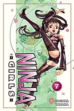 Ninja Girls Vol. 7