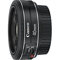 EF 40 mm f/2.8 STM Pancake Lens(Japan Import-No Warranty)