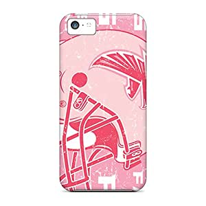 New Arrival Covers Cases With Nice Design - Atlanta Falcons For Iphone 5c