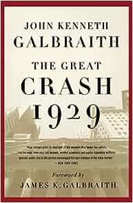 the great crash 1929 galbraith pdf