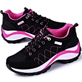 Cheap JINGJING Women's Lightweight Athletic Running Shoes Mesh Breathable Sports Fitness Gym Jogging Sneakers