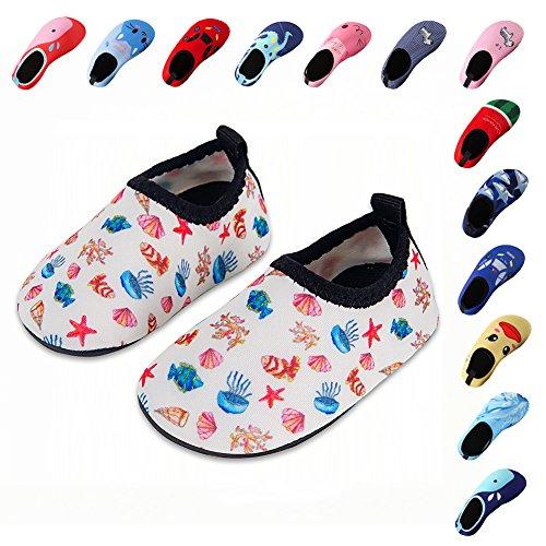 Garçons Unisexe Yoga Color 17 Surfer d'eau Chaussures Piscine plage Filles Chaussures Chaussures Chaussures bébés Laiwodun d'eau Enfants q6ZaxXw7O
