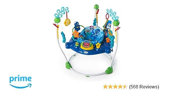 0da71b59ed7f Amazon.com   Baby Einstein Neptune s Ocean Discovery Jumper   Baby