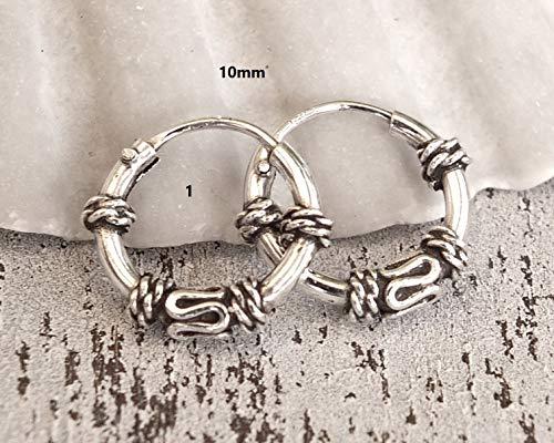 Best bali hoop earrings 10mm to buy in 2020