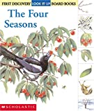 The Four Seasons (First Discovery Look-It-Up Board Books)
