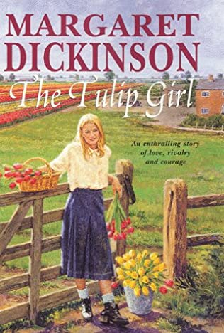book cover of The Tulip Girl