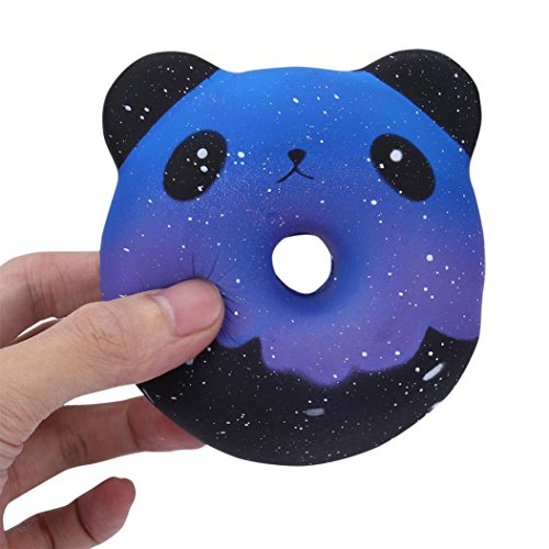 HighlifeS Galaxy Panda Kawaii Cute Squishy Slowly Rising Soft Cream Scented Toys Stress Relief Decompression Kids