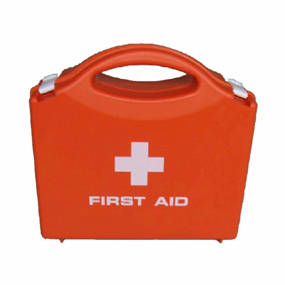 HuAma Auto Erste-Hilfe-Kit Neue Abs-Erste-Hilfe-Kit Katastrophenschutz Notfall Lebensrettende Medizinische Box Auto Medizinische Box