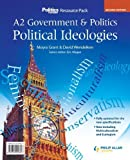 img - for Political Ideologies: A2 Government & Politics (As/a-Level Photocopiable Teacher Resource Packs) by Grant Moyra Wendelken David (2009-11-30) Ring-bound book / textbook / text book
