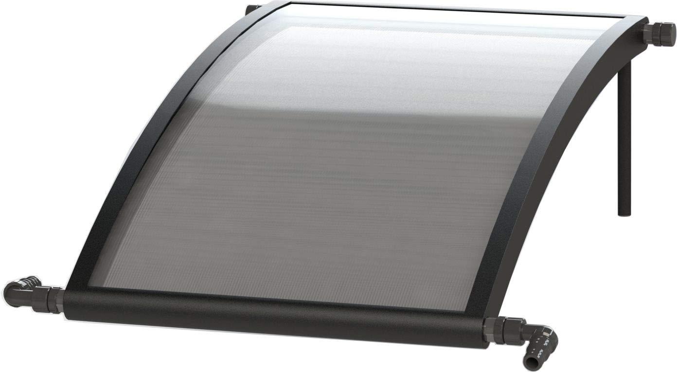 Solarheizung - 80 x 120 cm Solar Heizung Absorber Kollektor Schwimmbad Pool Azuro