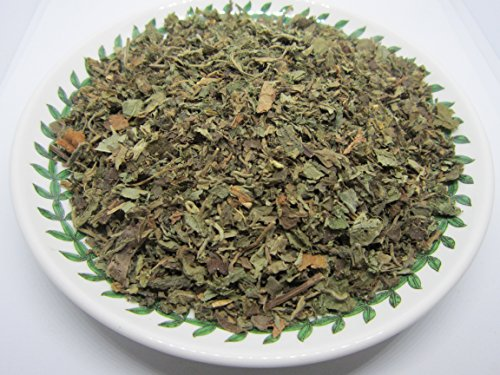 Patchouli Herb - Dried Pogostemon cablin C/S 100% from Nature (8 (Patchouli Leaves)