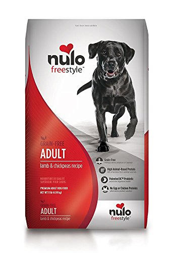 Nulo Adult Grain Free Golden Retriever dog food