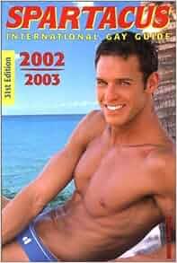 2002 2003 gay guide international p spartacus spartacus