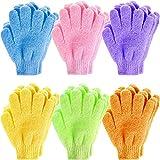 Best Exfoliating Gloves - Exfoliating Gloves, Anezus 12 Pairs Exfoliating Shower Bath Review