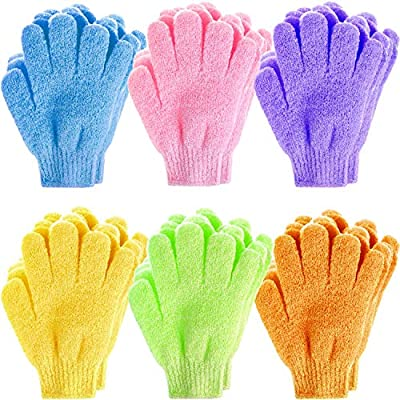 Exfoliating Gloves Anezus 12