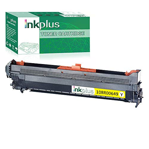 Phaser 7400 Yellow Imaging Unit - InkPlus 7400 Drum Replacement for Xerox Phaser Yellow Imaging Unit,for use in The Phaser 7400 Series Printer, High Yield 30,000 Pages(108R00649)