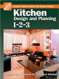 Kitchen Island Design Kitchen Design and Planning 1-2-3: Create Your Blueprint for a Perfect Kitchen (Home Depot ... 1-2-3)